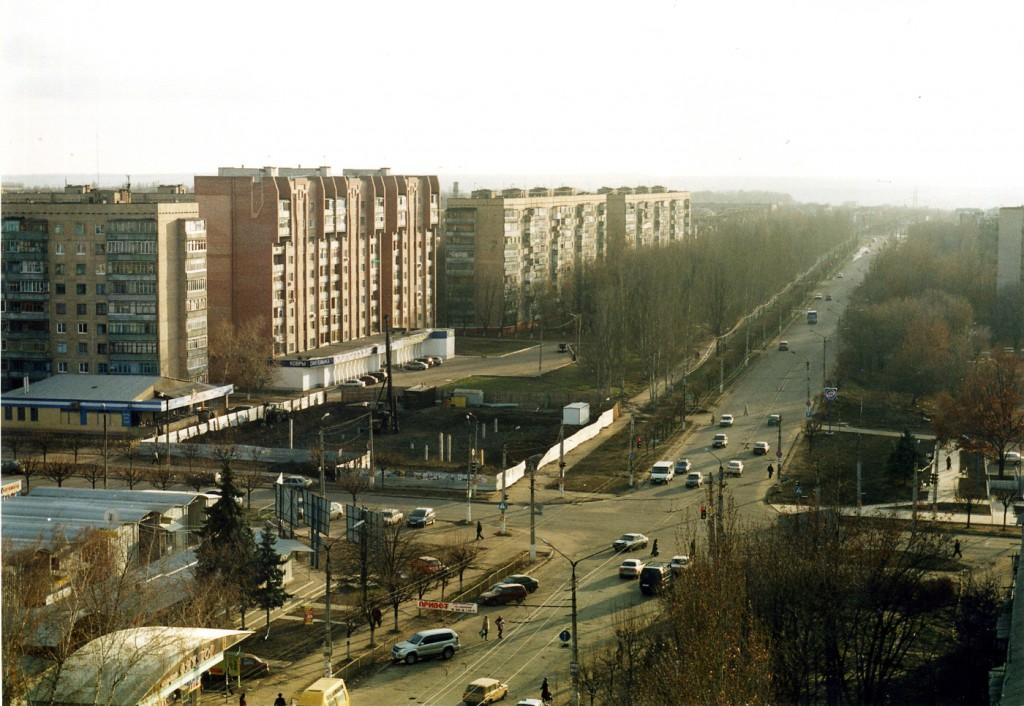 В Краматорске захватили милицейский участок