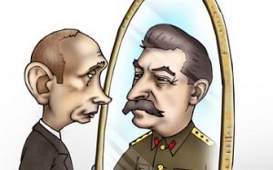 Когда Путин говорит о фашистах, он смотрит в зеркало