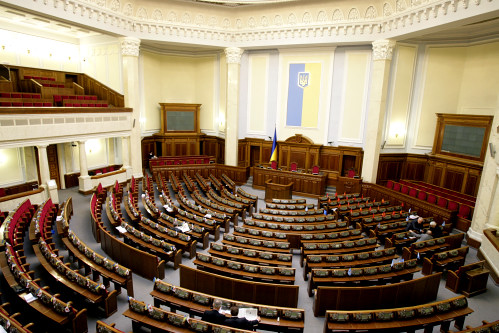 Парламент предоставил силам АТО больше полномочий