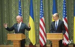 Байден: США никогда не признают аннексию Крыма