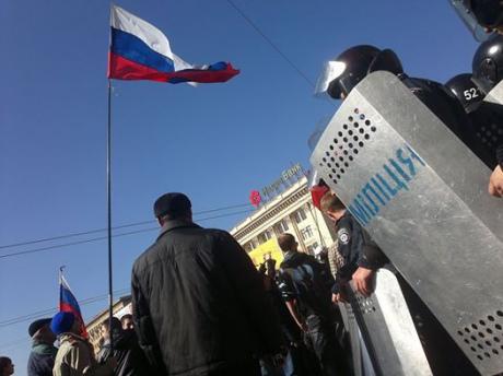 В ходе противостояний в Харькове пострадало 48 человек