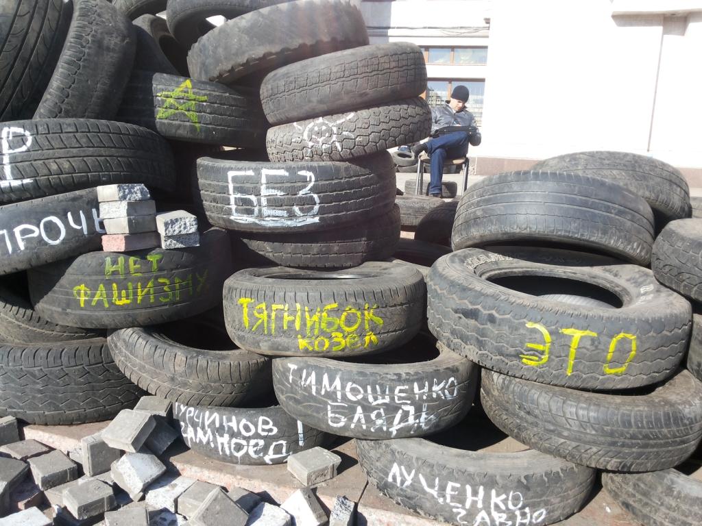 WSJ: Поддержка России в Донецке слабая