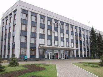 Луганский горсовет находится под контролем боевиков