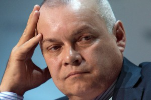 Киселева не пустили в Норвегию, и он поехал в Крым