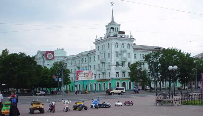 В Луганск прибыло крымское подкрепление - сепаратисты