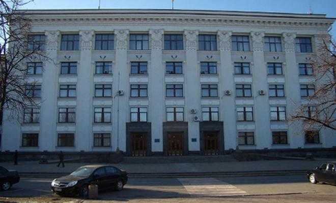 Луганскую ОГА намерены штурмовать
