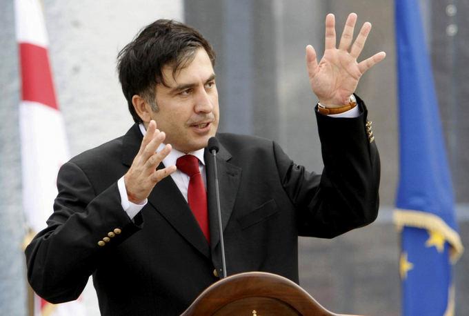 Войска РФ войдут в Украину, если ОГА не освободят - Саакашвили
