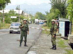 В Донецкой области расстреляли российский блокпост - Оробец