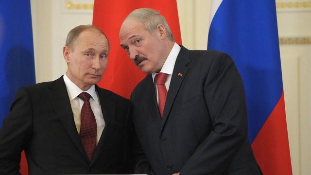 Сегодня Путин и Лукашенко обсудят ситуацию в Украине