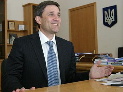 Председатель Донецкого облсовета подал в отставку
