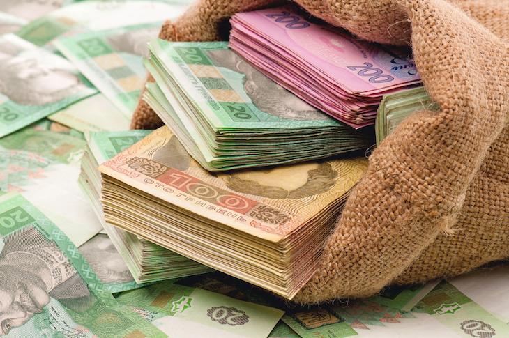На счете Госказначейства осталось 4 млрд гривен