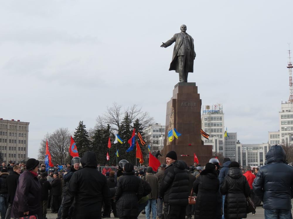 Русская весна в Украине (обновляется)