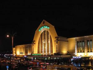 Неизвестный сообщил о заминировании здания ж/д вокзала