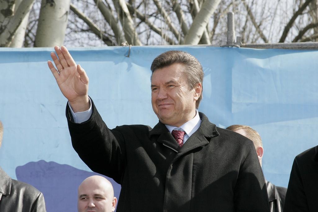 Говорит Янукович