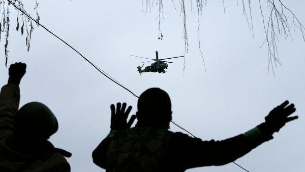 Селезнев: Боевики покинули больницу в Славянске и пытаются прорваться