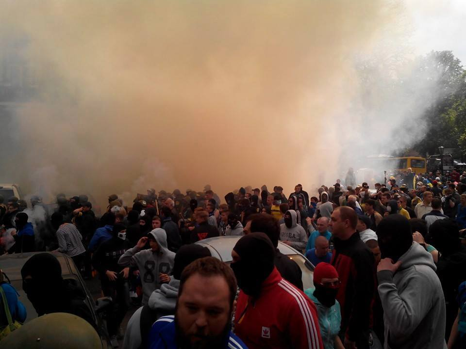 Погибший в центре Одессы получил огнестрельное ранение