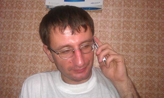 Журналиста Сергея Шаповала освободили из плена