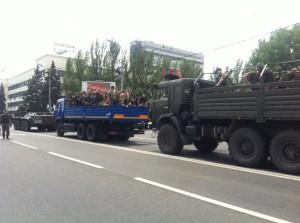 Террористы: Мы - кадыровцы, защищаем интересы России. Видео