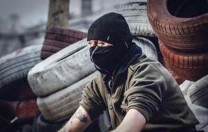 Сепаратисты захватили окружную избирательную комиссию в Шахтерске