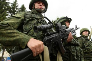 Бои под Луганском продолжаются