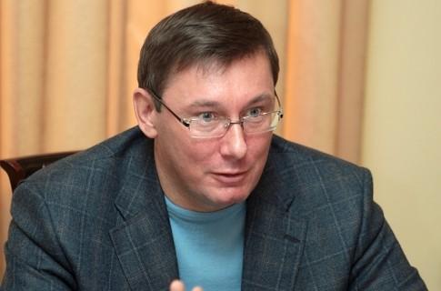 Луценко обвинил Ангерта в беспорядках в Одессе