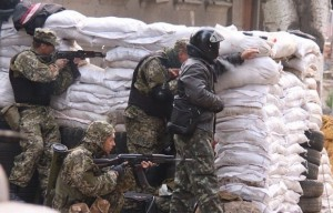 СМИ: В Краснодоне ликвидированы блокпосты пророссийских бандитов