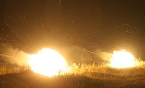 В Славянске украинские военные пошли в атаку