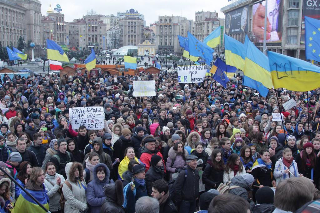 Помощь семьям погибших на Майдане увеличили