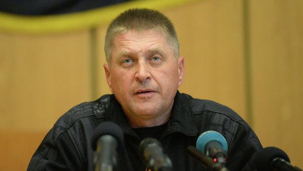 Пономарева арестовали и отстранили от должности мэра Славянска - российские СМИ