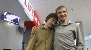 Журналистов LifeNews освободили по просьбе ООН и ОБСЕ - СБУ