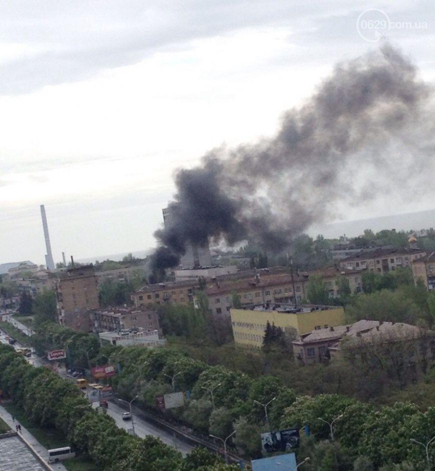 Штурм в Мариуполе. Есть жертвы. Фото (Обновляется )