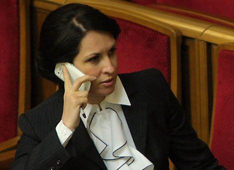 Депутат Калетник вышла из Компартии