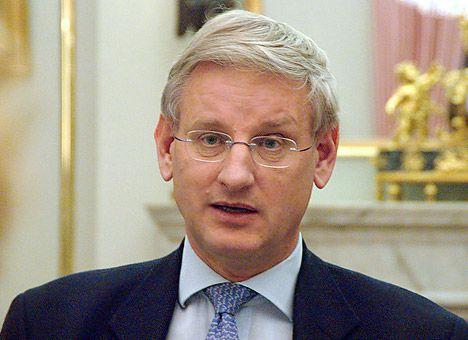 Карл Бильдт -  переговоры с  сепаратистами нецелесообразны