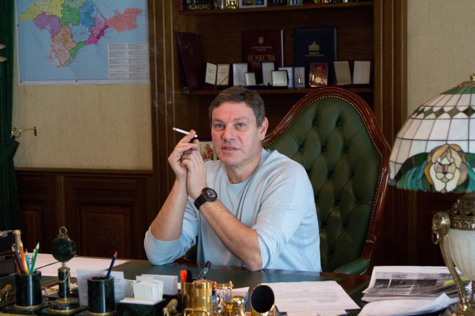 Лев Миримский:  «Крым может вернуться, если ему будет плохо»