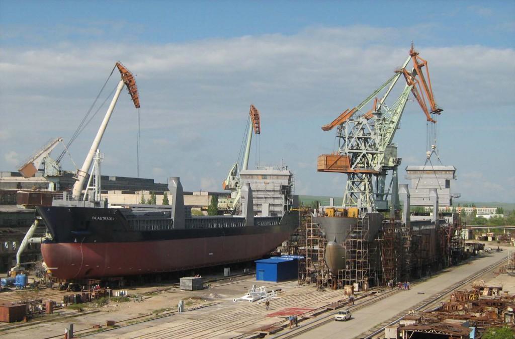 Из Крыма уходят корабли
