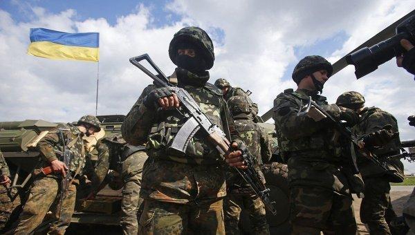 Силовики не планируют военные операции в рамках АТО в день выборов
