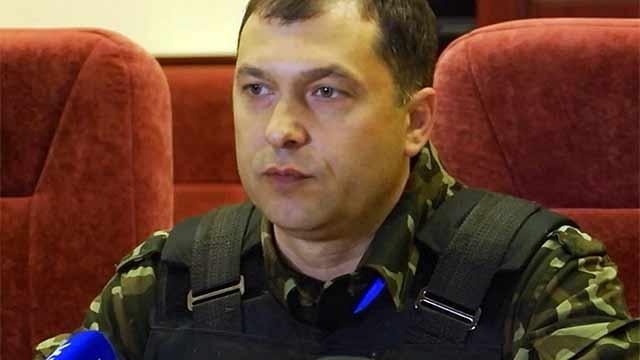 В Луганске создадут сепаратистский