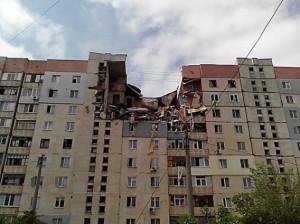 В Николаеве прогремел взрыв в жилом доме