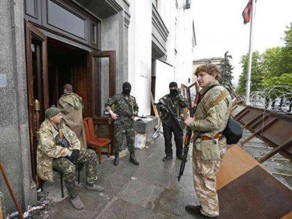 Боевики держат в заложниках тяжело раненого «свободовца»