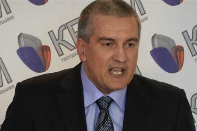 Оккупированный Крым признал референдум в Донецкой и Луганской областях