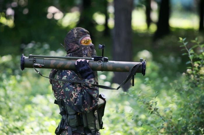 Террористы готовятся атаковать луганских пограничников