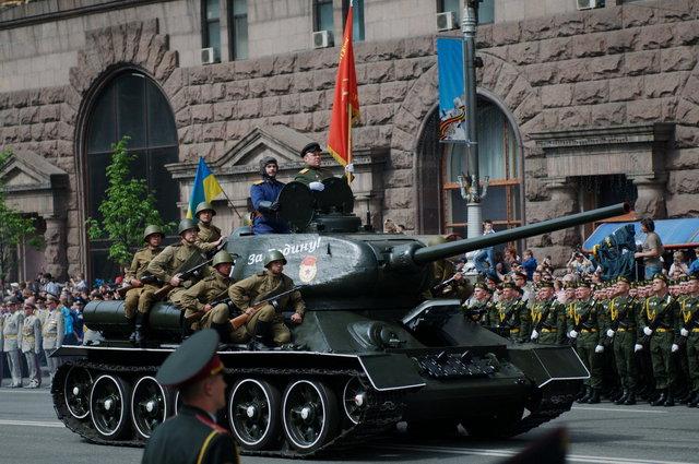 В Киеве 9 мая ожидаются провокации - СНБО