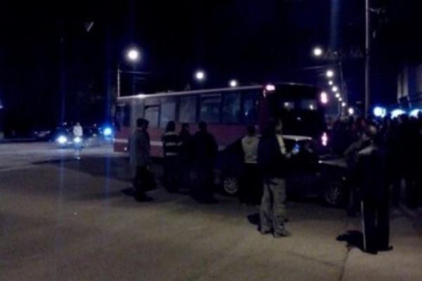 Террористы вывезли луганских солдат-срочников в неизвестном направлении