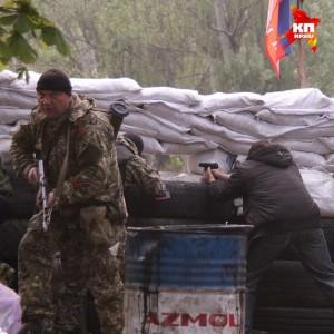 Боевики обстреляли блокпост в Харьковской области
