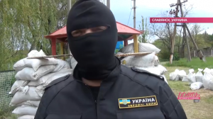 Семен Семенченко - командир батальона