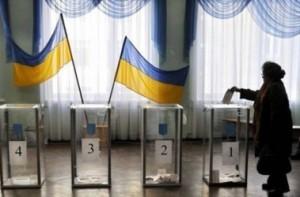 На Днепропетровщине все избирательные участки открыты