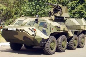 Армия получила модернизированные «Молоты» и БТР