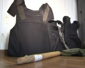 В Харькове задержали десятерых парней с битами