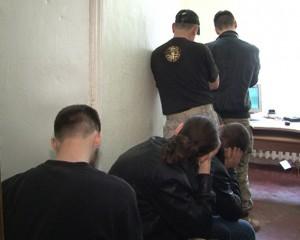 Трое жителей Луганской области задержаны при попытке незаконного пересечения границы