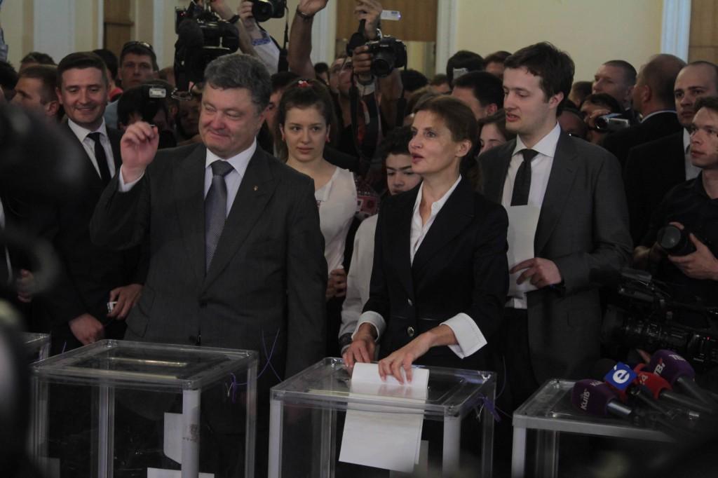Порошенко: Продам  свой  бизнес сразу после оглашения  результатов выборов